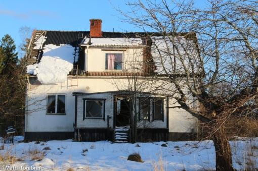 Min bild av det förfallna huset
