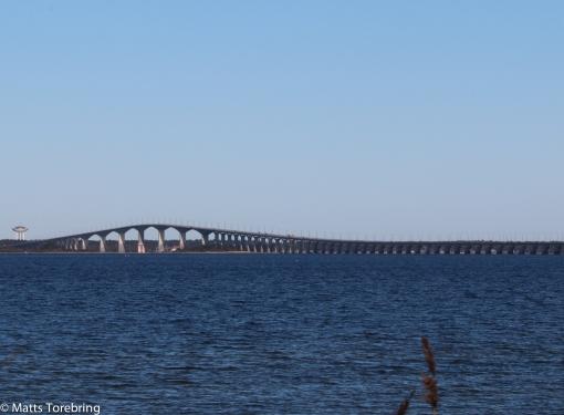 Jag har aldrig fotat bron från söder tidigare