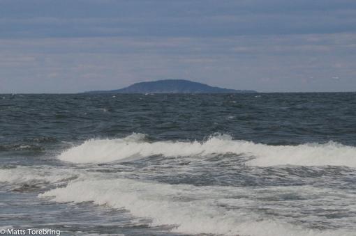Kalla vågor rullar in