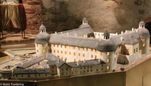 Vi gör ett besök på Borgholms Slottsruin