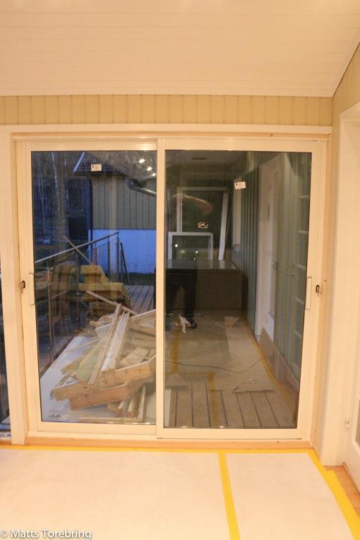 Nya dörrar för året runt bruk