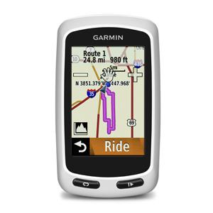 Garmin cykel GPS