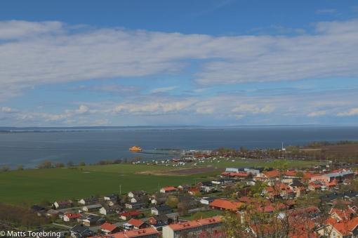 Utsikt från Grännaberget