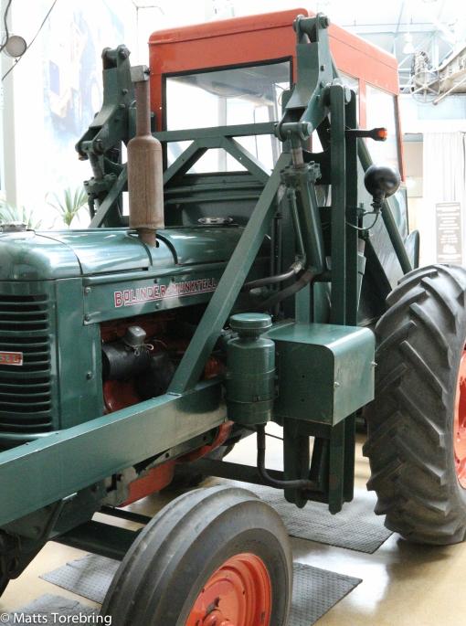 Första lastmaskinen