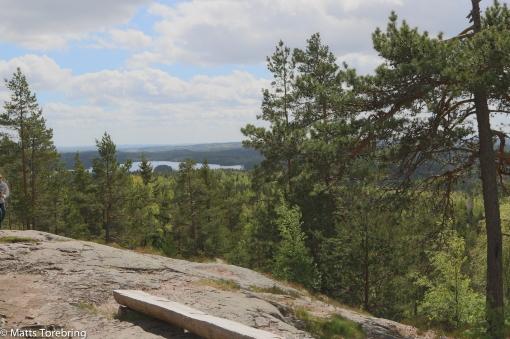 Utsikt från Skuruhatt