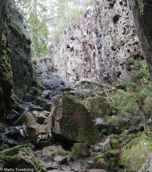 Rena stenbrottet