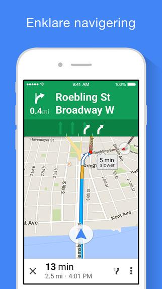 Appen Google Map