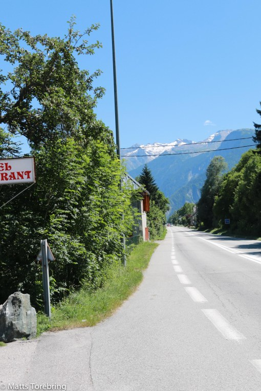 Här kom vi från Grenoble