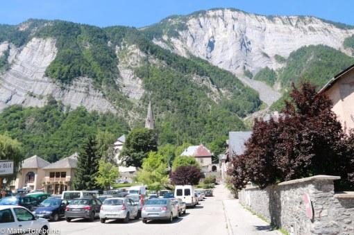 En ganska liten by