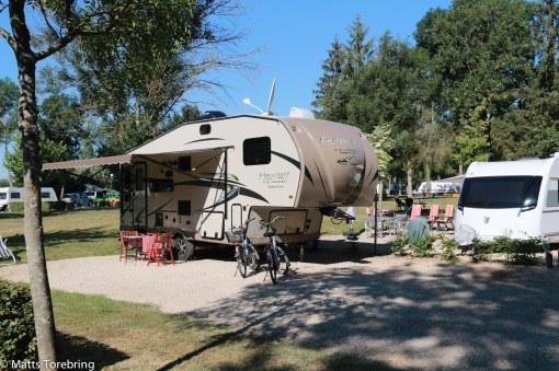 Denna typ av campingfordon ser vi sällan