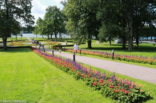 Den vackra Stadsparken