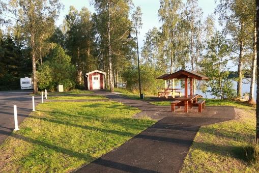 Boskvarnasjöns rastplats