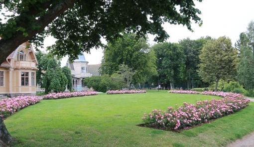Stadsparken Hjo