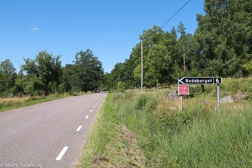 På cykel på Torpön