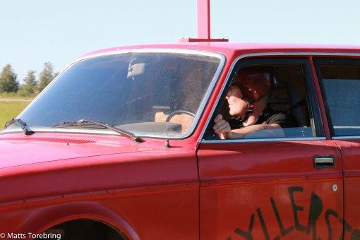 Mörkerbilen var populär