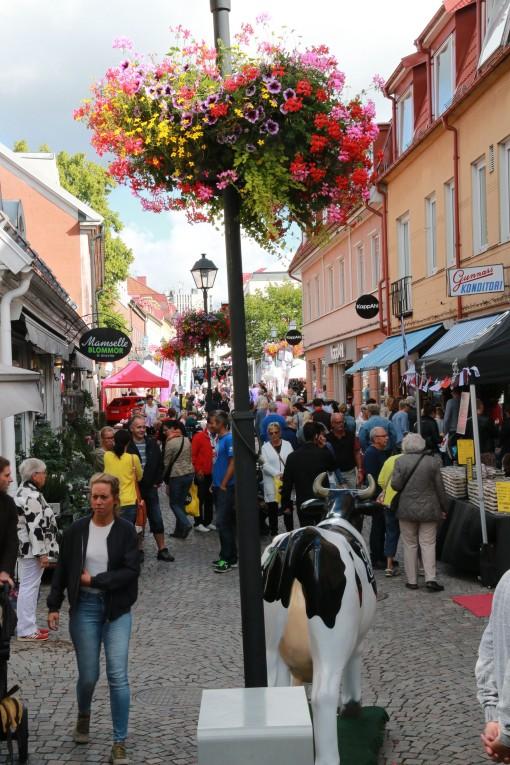 "I dag var det ""Smaka på Ulricehamn"""
