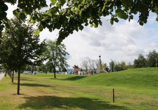 Ställplats Ulricehamnsparken