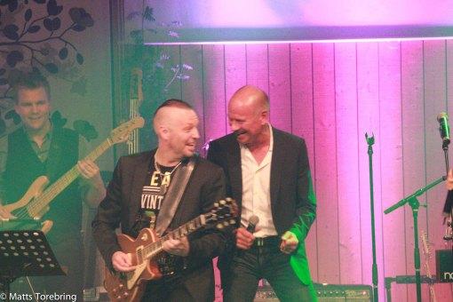 Michaels Bäck Band, vilka musiker