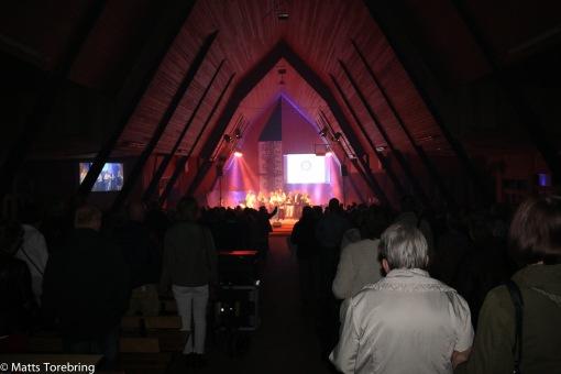 En kväll i Ralingsåskyrkan som vi aldrig glömmer