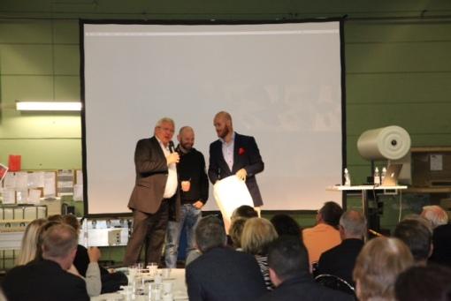 Vinnare Matts Torebring. Foto Holger Jonasson