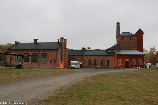 Bästa parkeringen på Åminne Bruksmuseum