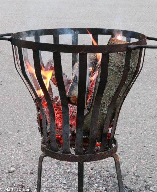 Det luktar så gott av eldarna