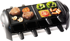 Raclettgrill OBH Nordica